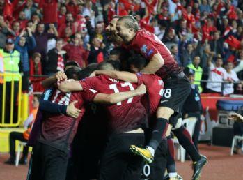 A Milliler Rusya ile hazırlık maçı yapacak