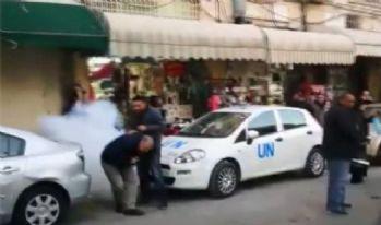 Kudüs'teki protesto gösterilerinde 4 Filistinli yaralandı