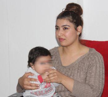 Kemerle döven kocasını affetti, devlete seslendi