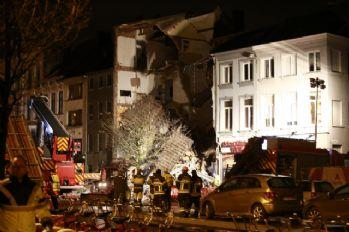 Belçika'da patlama: 2 ölü, 14 yaralı