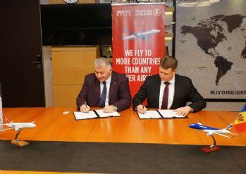 THY, Air Moldova ile ortak uçuş anlaşması imzaladı