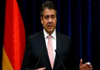 Almanya Dışişleri Bakanı Sigmar Gabriel'den Türkiye açıklaması