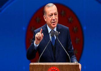 Cumhurbaşkanı Recep Tayyip Erdoğan konuştu