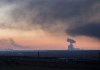 ÖSO Afrin'de operasyona başladı