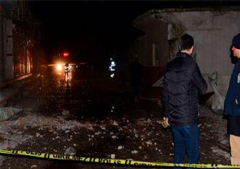 Kilise 4 roket mermisi atıldı: 7 yaralı