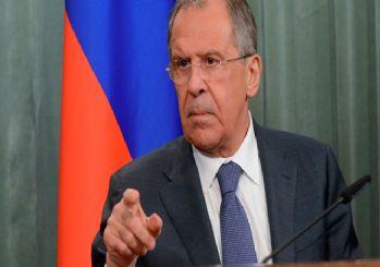 Rusya Dışişleri Bakanı Lavrov: ABD'nin tek taraflı faaliyetleri Türkiye'yi kızdırdı