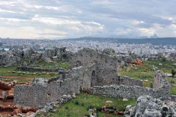 Türkiye'nin ilk arkeoparkı Kepez'de açılıyor