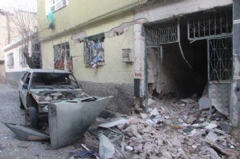 Roketler Kilis'te tahribat oluşturdu