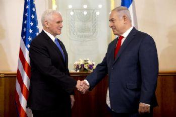 Pence: ABD Büyükelçiliği 2019 yılı sonuna kadar taşınacak