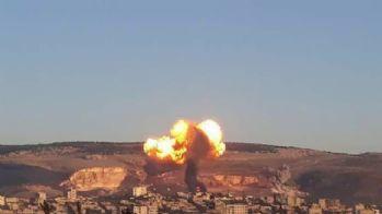 Afrin'de stratejik tepe ele geçirildi