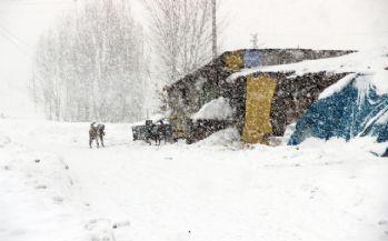 İstanbul'a ilk kar! İş çıkışına dikkat