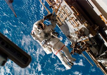 Yılın ilk uzay yürüyüşü yapıldı