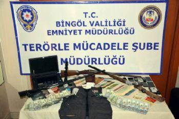 Bingöl'deki DEAŞ operasyonunda 13 tutuklama