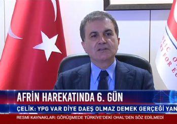Çelik: AB-Türkiye zirvesi bir an önce yapılmalı