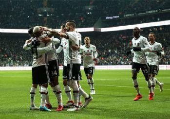Beşiktaş-Kasımpaşa maçı golleri ve geniş özeti