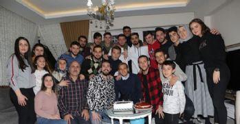 Yusuf Yazıcı 21 yaşında: Mesut Özil de kutladı