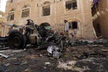 Yemen'de intihar saldırısı: 11 ölü