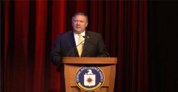 CIA Başkanı Rusya'yı hedef aldı