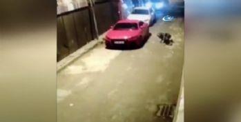 İzmir'deki silahlı çatışma güvenlik kamerasında