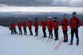 Dağ tepe gezerek şampiyonaya hazırlanıyorlar