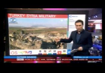 BBC'den Zeytin Dalı karalaması