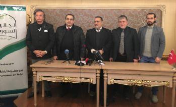 Suriyeli STK'lardan 'Afrin' açıklaması