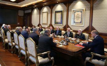 Erdoğan Lordlar Kamarası heyetini kabul etti