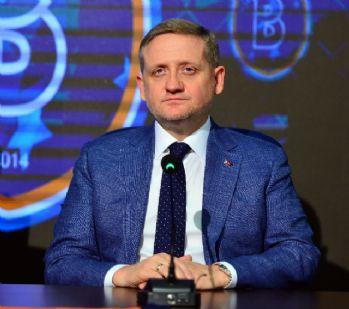Başakşehir Fikret Orman'ı destekliyor