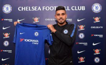 Chelsea, Roma'dan Palmieri'yi kadrosuna kattı
