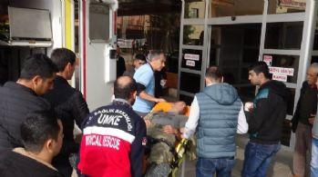 Çatışmada yaralanan 5 asker Kilis'e getirildi