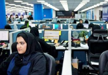 Suudi Arabistan'da pasaport kontrol görevlisi pozisyonuna 100 binden fazla kadın başvurdu