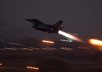 ABD Suriye'de İran güçlerini vurdu