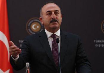 Çavuşoğlu: YPG'ye ses çıkarmıyorsunuz çünkü...