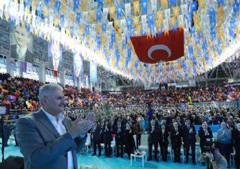 Başbakan Yıldırım: Biz Afrin bölgesine zulümleri bitirmek için gittik