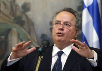 Yunan Dışişleri Türk Büyükelçi'yi çağırdı