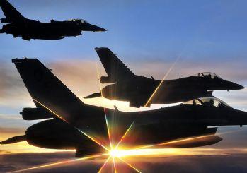 Kuzey Irak'taki terör hedefleri vuruluyor
