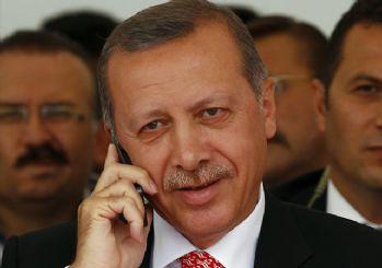 Erdoğan'dan Kılıçdaroğlu'na geçmiş olsun telefonu