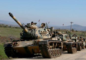 Zeytin Dalı Harekatı'nda 1551 terörist etkisiz hale getirildi