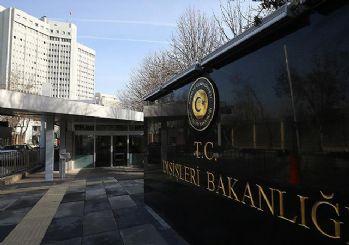 Hollanda'nın Ankara Büyükelçiliği Maslahatgüzarı Dışişleri Bakanlığı'na çağrıldı