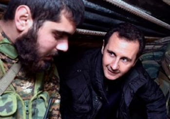 Reuters: Esad Afrin'e girecek