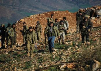 TSK adım adım Afrin merkeze ilerliyor