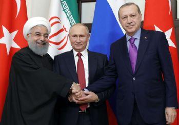 Kremlin: Putin, Ruhani ve Erdoğan görüşmesi nisanda Türkiye'de gerçekleşecek