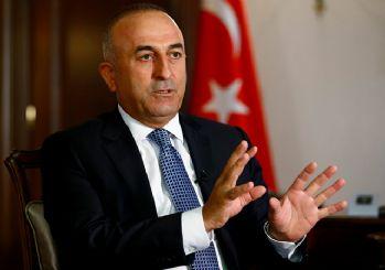 Dışişleri Bakanı Çavuşoğlu: Rejim güçleri Afrin'e girmedi, girip girmeyecekleri de belli değil