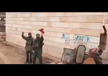 Mehmetçik'ten teröristlere mesaj: Biz geldik siz yoktunuz