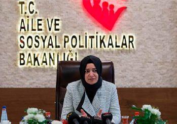 Aile Bakanı Kaya: Kimyasal hadım sürekli değil geçici olacak