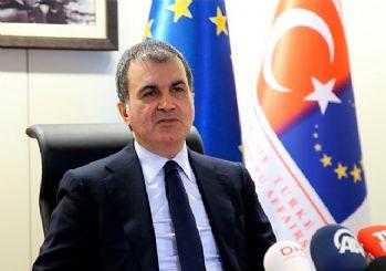AB Bakanı Çelik: Alınan kararı kınıyoruz, bizim için yok hükmündedir