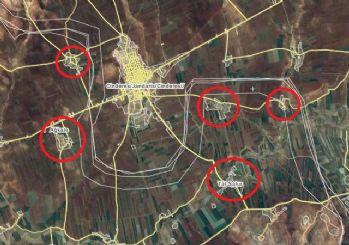 Afrin'de 2 önemli köy daha YPG'den temizlendi