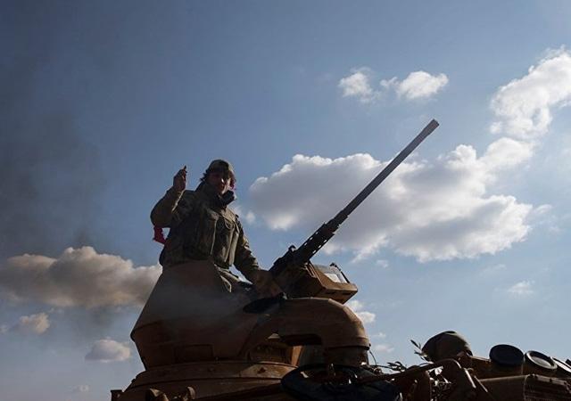Afrin'de öldürülen terörist sayısı 2434 oldu