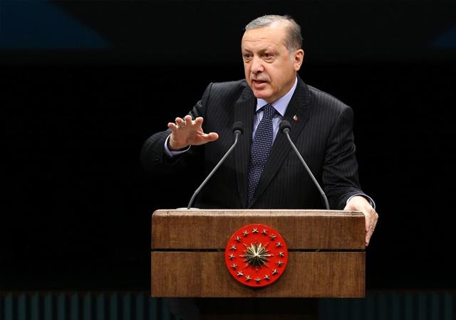Erdoğan, ABD'nin Münbiç teklifini açıkladı