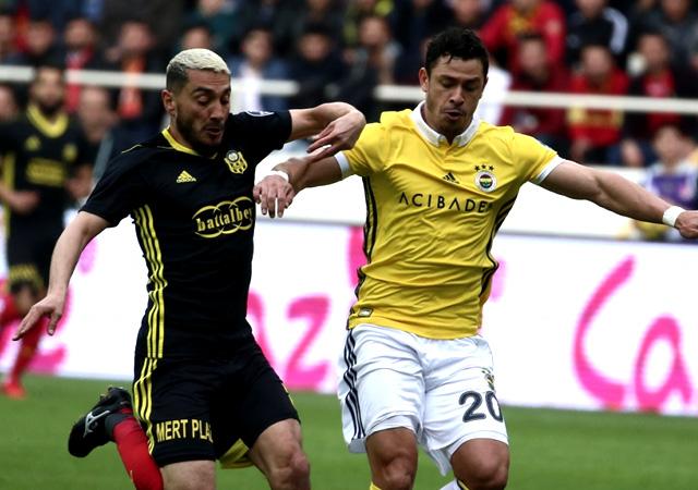 Fenerbahçe derbi öncesi nefes aldı! 2-0